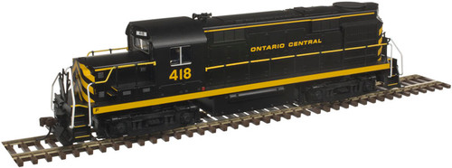 10002665 Atlas  RS-36 OC Ontario Central #418 w/LokSound & DCC - Gold (SCALE=HO) 150-10002665