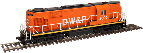 150-10002157 Atlas (HO Scale) RS-11 - (DCC & Sound) DW&P - Duluth Winnipeg & Pacific #3600