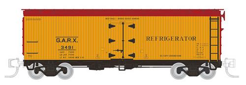606-521013 Rapido (N Scale) GARX 37' Meat Reefer - GARX