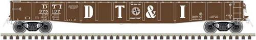 50003409 Atlas ACF 52' Gondola - DT&I Detroit Toledo & Ironton #374999 (Scale=N) 150-50003409