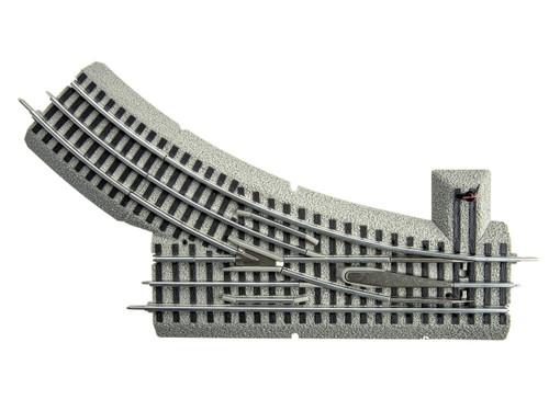 612018 Lionel / FasTrack(TM) Track w/Roadbed-3-Rail-Manual RH Turnout O-36 Switch (Scale=O) #434-612018