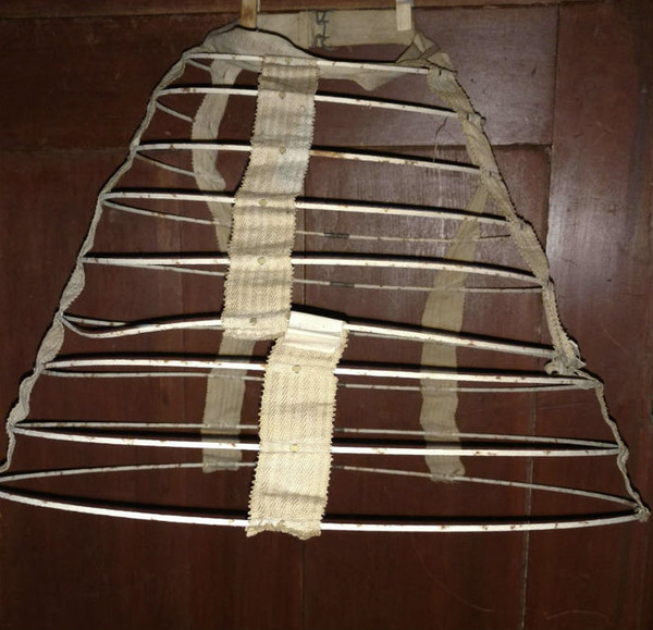 Civil War Children Wire Cage Hoop Undergarment Victorian Clothing