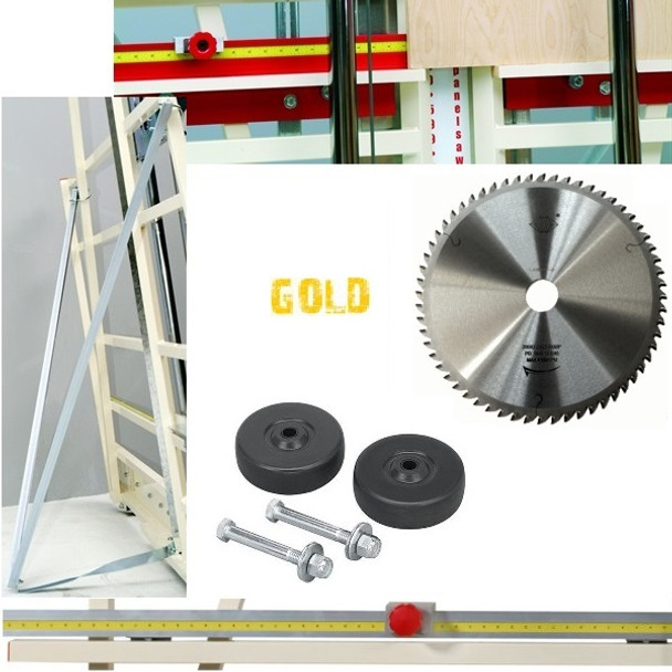 Safety Speed Gold Accessory Package