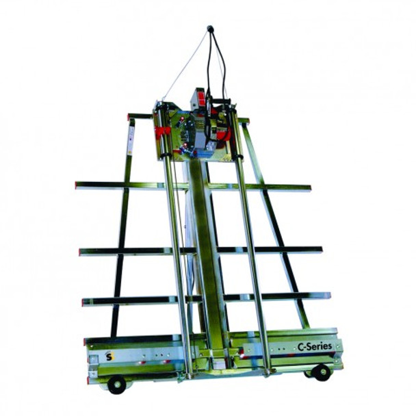 """Safety Speed C4 50"""" Vertical Panel Saw"""