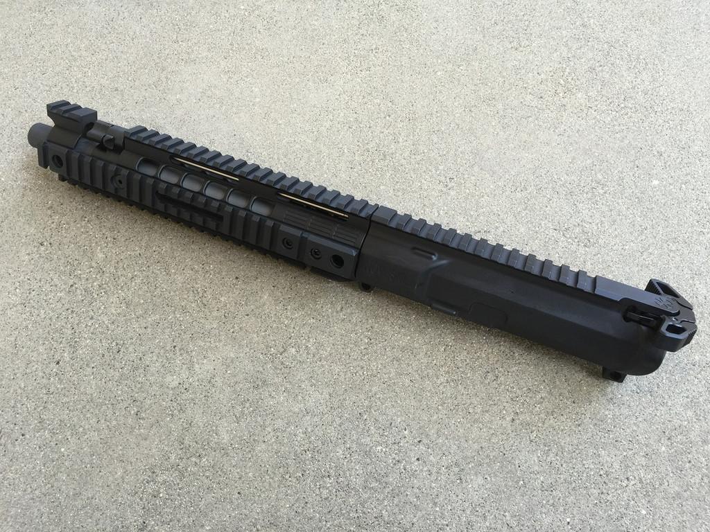 "Noveske 10.5"" Gen 3 CQB Switchblock Upper (Thread Protector) - 5.56mm"