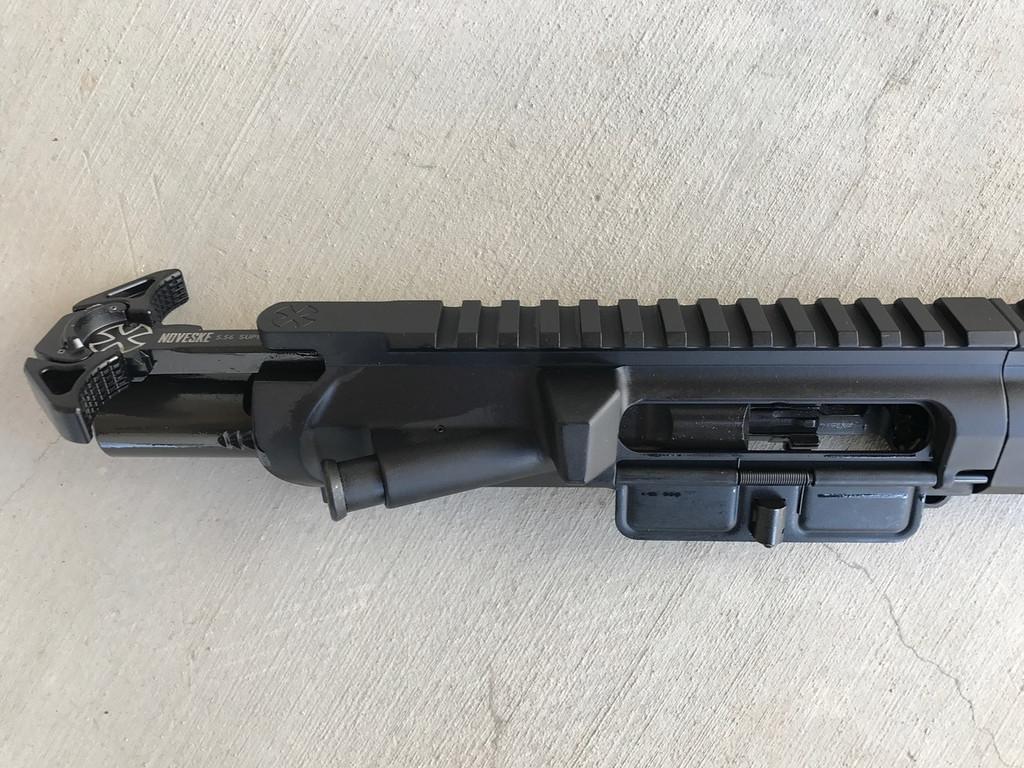 """Noveske 14.5"""" Gen 3 Light Custom NSR M-LOK Upper - NSR-13.5, Surefire SOCOM Brake - 5.56mm"""
