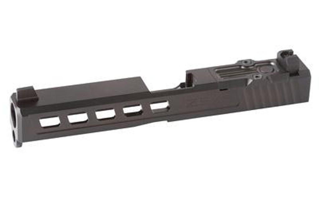 ZEV Dragonfly Slide Kit w/RMR Cover For G17 G3 - Black