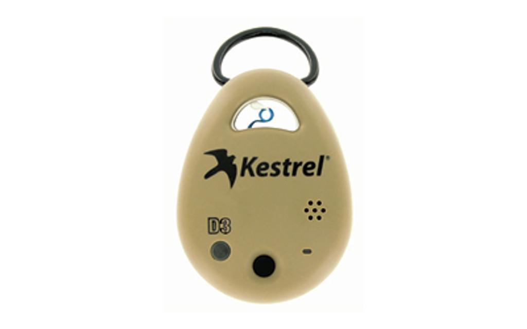 Kestrel DROP D3 Environmental Data Logger Temp/Humidity/Pressure - Tan