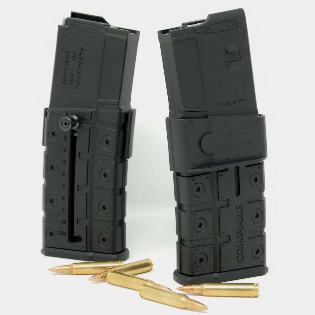 CompMag AR-15 CA-Compliant 10rd Fixed Magazine