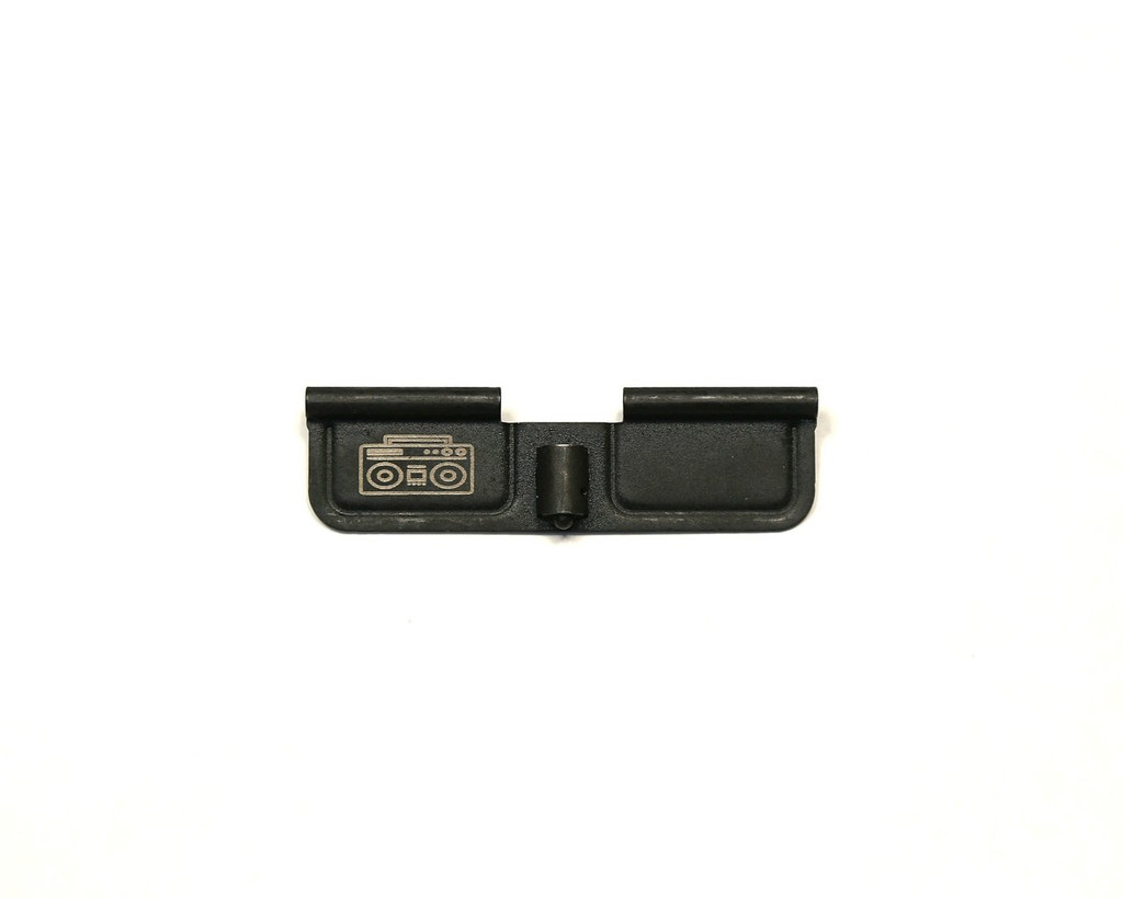 Noveske Engraved Mil-Spec Ejection Port Door - Ghetto Blaster