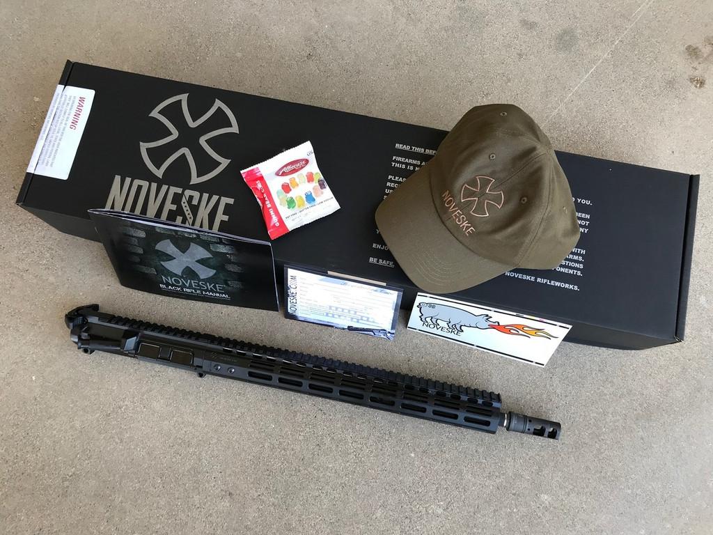 "Noveske 16"" GEN 3 Light Recce Lo-Pro Upper, NSR-15 M-LOK, Surefire Brake - 5.56mm"