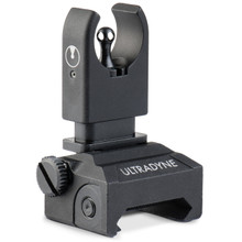 Ultradyne C4 Folding Front Sight (Picatinny) - Black