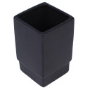 "Zen Pot Black 3.5"" x 6"""