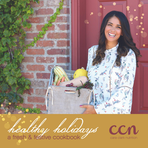Healthy Holiday Cookbook