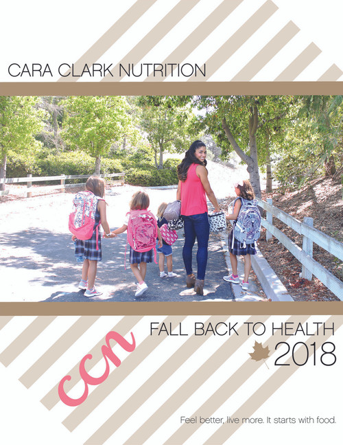 Fall Back to Health 2018