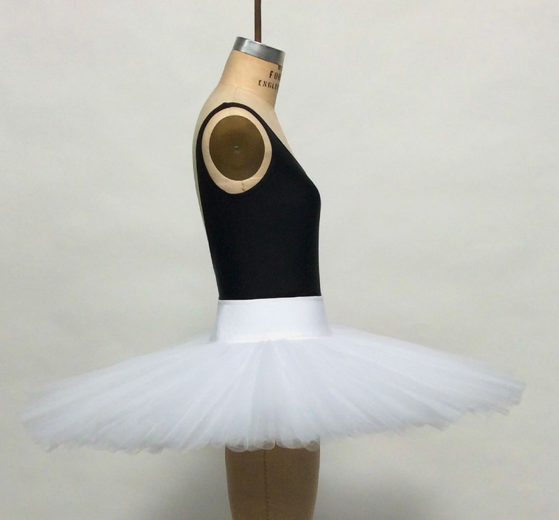 Conservatory C700 classical tutu side view