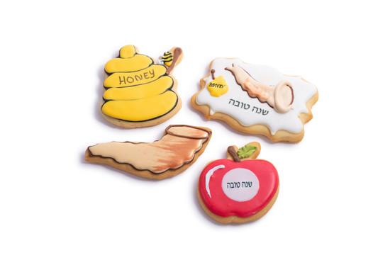 Rosh Hashana Cookies