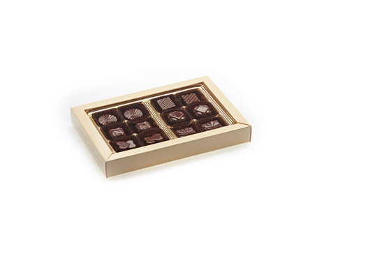 Excellence of Montreal- Pareve Truffles -12 Piece