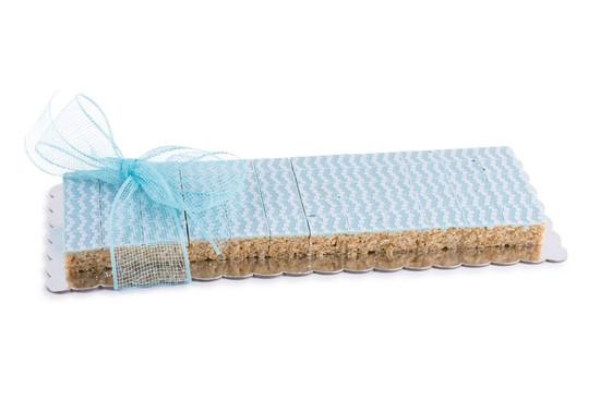 Blue Peanut Chew Platter- 60 Piece