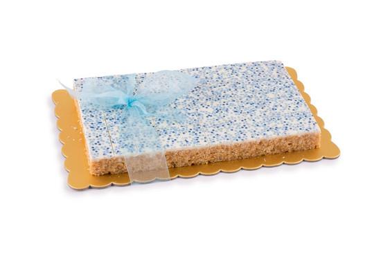 Blue Peanut Chew Platter- 40 Piece