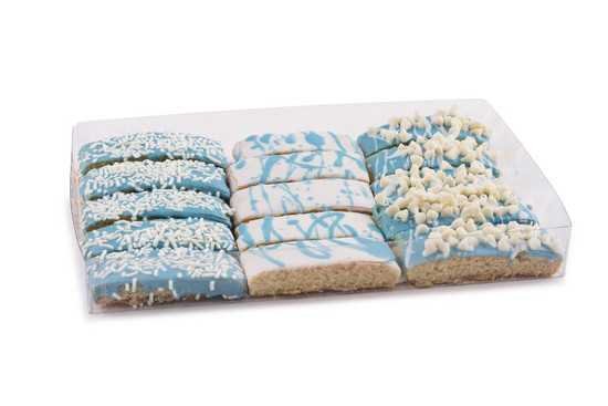 Blue Biscotti  (15 Piece)