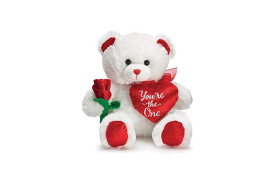 You Are The One teddy Bear