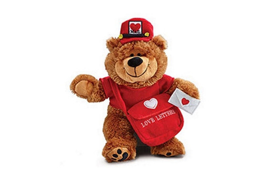 Love Letters Teddy Bear-17""