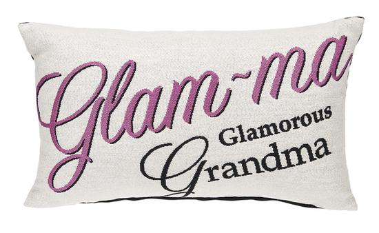 Pillow Glamour Grandma
