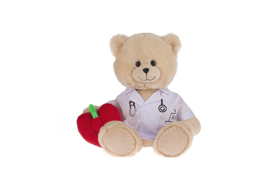 Doctor Get Well Bear-14""