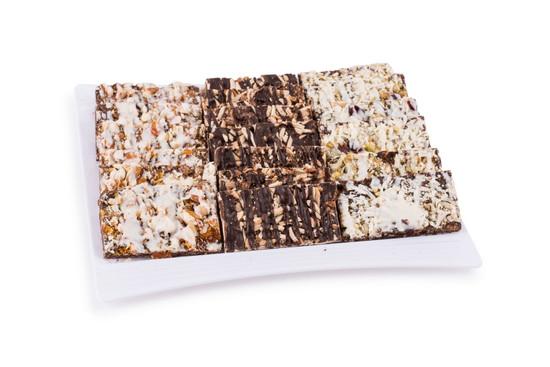 Elegant Bark Tray -Large