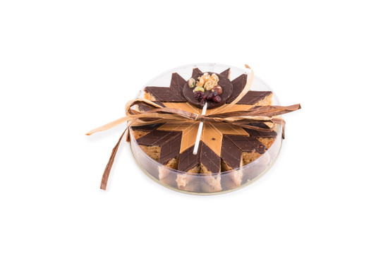 SOLD OUT Peanut Chew Platter With Chocolate Bark Lolly