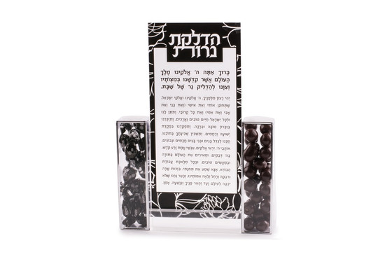 SOLD OUT Acrylic Hadlokas Neiros Shabbos