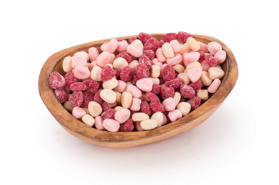 Jelly Belly Sour Mini Hearts
