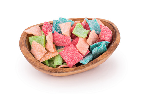 Colorful Sour Bites