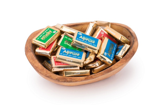 Alprose Mini Milk Chocolates