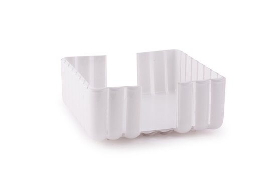 "Acrylic 8"" Square Napkin Holder"