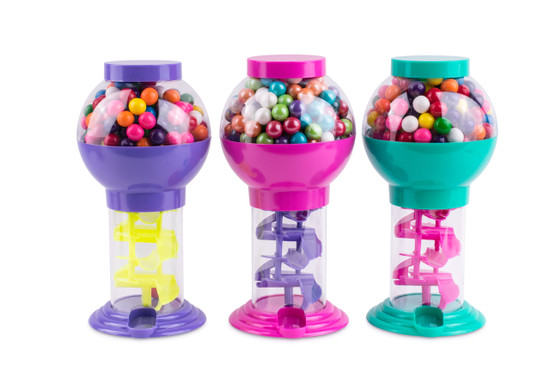 Bubble Gum Machine Large 13""