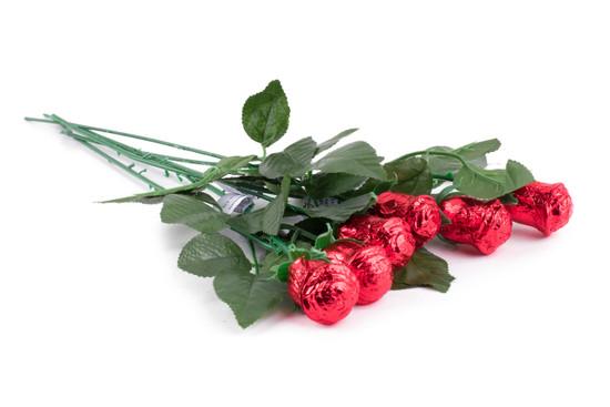 Chocolate Roses (Per Piece)