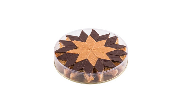 Peanut Chew Platter Elegant-24 piece