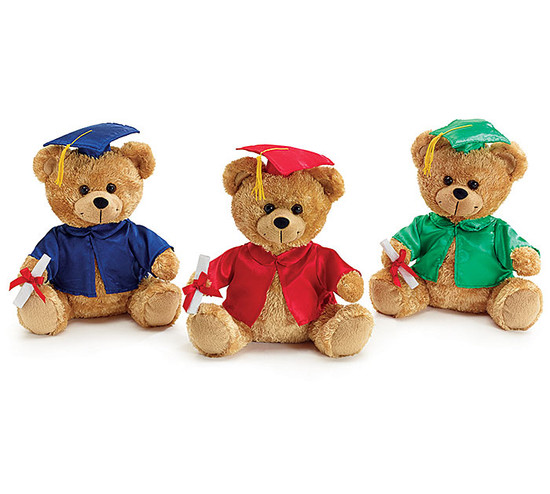 Graduation Mini Bear (Price is per Bear)