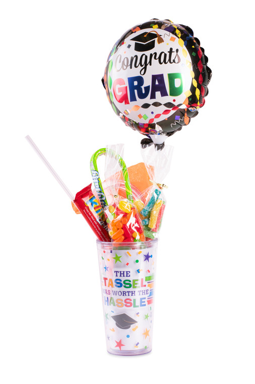 SOLD OUT! Graduation Mug Candy and Balloon