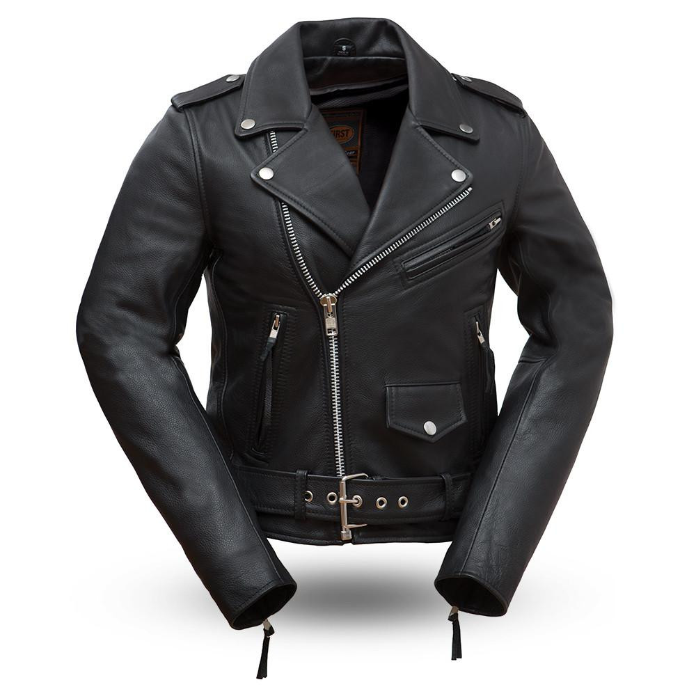 Ladies, Here's How You Slay The Leather Jacket Look