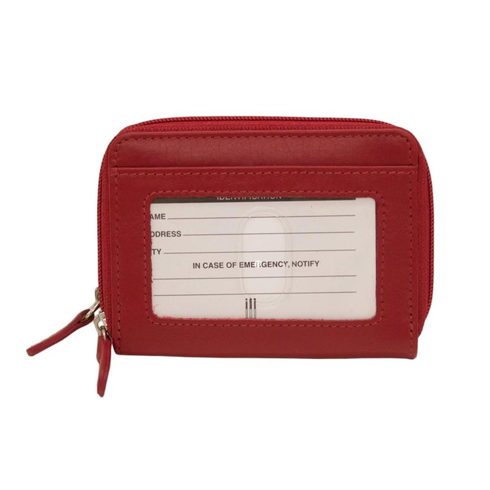 Ladies Card Holder & one accordion look Wallet