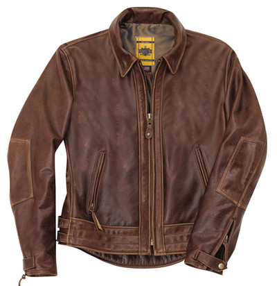 Vintage Leather Jacket 585