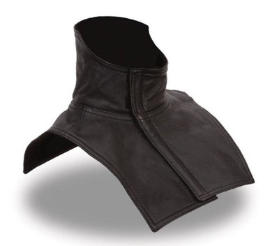 Leather Neck and Chest Warmer