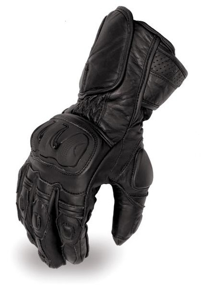 Men Flat Tracker gloves