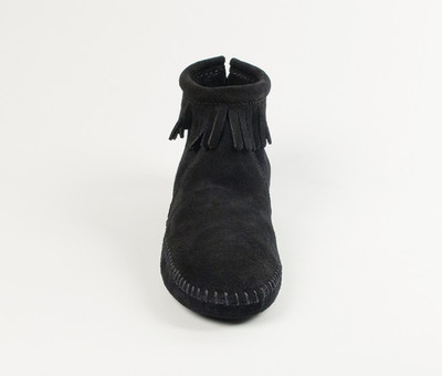 BACK ZIP SOFTSOLE BOOT
