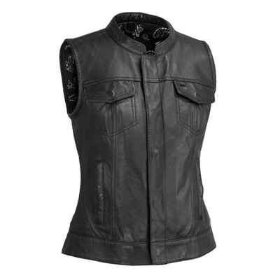 WOMEN'S CUSTOM - LUDLOW CLUB VEST
