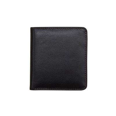 Mini Bi-Fold Wallet with RFID Blocking Lining