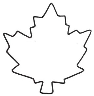 MAPLE LEAF A SM